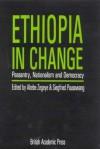 Ethiopia in Change - Abebe Zegeye, Zegeye, Abebe Zegeye