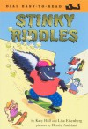 Easy To Read Level 3 Stinky Riddles - Katy Hall, Lisa Eisenberg