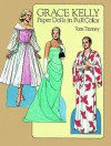 Grace Kelly Paper Dolls in Full Color - Tom Tierney
