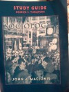 Sociology Study Guide - Kenrick S. Thompson, John J. Macionis
