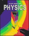 Physics, Study Guide - Sharon Ferrett