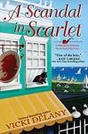 A Scandal in Scarlet - Vicki Delany