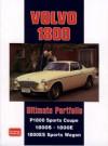 Volvo 1800 Ultimate Portfolio - R. Clarke