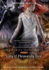 City of Heavenly Fire[MORTAL INSTRUMENTS BK06 CIT 3M][UNABRIDGED][MP3 CD] - CassandraClare