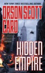 Hidden Empire - Orson Scott Card