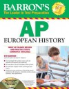Barron's AP European History [With CDROM] - James M. Eder, Seth A. Roberts M. a.
