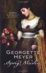 Sprig Muslin - Georgette Heyer