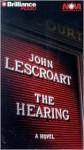 The Hearing (Audio) - John Lescroart