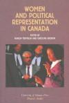 Women & Political Representation Canada - Manon Tremblay, Caroline Andrew