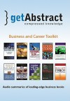Business and Career Toolkit - Blackstone, Duane Black, David Snyder, Terry Beck, Karen Berg, Charlie Hawkins, Roger Dawson, Robin Jay, Peter Wink, Michael Salmon, G. Michael Campbell