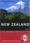 Independent Travellers New Zealand 2005: The Budget Travel Guide - Christopher Rice, Melanie Rice