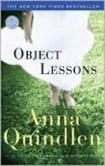 Object Lessons - Anna Quindlen