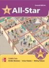 All Star Level 4 Student Book and Workbook Pack - Linda Lee, Kristin D. Sherman, Grace Tanaka