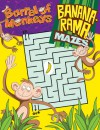 BARREL OF MONKEYS Banana-rama Mazes - Patrick Blindauer, Jared Chapman