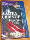The Incredible Theft - David Suchet, Agatha Christie