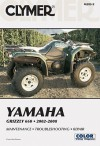 Clymer Yamaha Grizzly 660, 2002-2008 - Jay Bogart