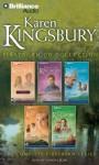 Karen Kingsbury Firstborn CD Collection: Fame, Forgiven, Found, Family, Forever (Firstborn Series) - Karen Kingsbury, Sandra Burr