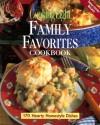 Cooking Light Family Favorites (Cooking Light) - Susan M. McIntosh