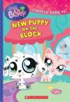 New Puppy on the Block (Littlest Pet Shop, #1) - Jo Hurley, Jim Talbot