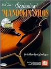 Beginning Mandolin Solos - William Bay, Frank Zucco