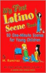 My First Latino Scene Book - M. Ramirez