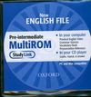 New English File Pre-Intermediate Workbook witout key Płyta CD - Clive Oxenden, Paul Seligson, Latham Koenig Christina