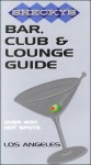 Shecky's Bar, Club and Lounge Guide for Los Angeles: Shecky's - Chris Hoffman