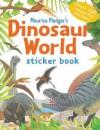 Dinosaur World Sticker Book - Rod Green