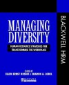 Managing Diversity: Human Resources Strategies for Transforming the Workplace - Ellen Kossek