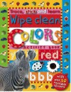 Trace, Stick and Learn Wipe Clean Colors Activity Book - Make Believe Ideas, Make Believe Ideas