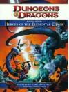 Elemental Hero's Handbook: A 4th Edition Dungeons & Dragons Rulebook - Wizards RPG Team