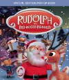 Rudolph the Red-Nosed Reindeer Pop-Up Book - Lisa Marsoli, Keith Andrew Finch