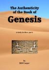 The Authenticity of the Book of Genesis - William R. Cooper