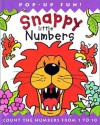 Snappy Little Numbers: Count the Numbers from 1 to 10 - Dugald Steer, Derek Matthews