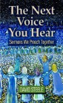 The Next Voice You Hear: Sermons We Preach Together - David Steele