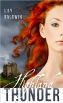 Highland Thunder (Isle of Mull Series) - Lily Baldwin