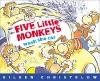 Five Little Monkeys Wash the Car - Eileen Christelow