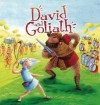 David and Goliath. Written by Katherine Sully - Katherine Sully