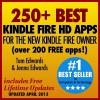 250+ Best Kindle Fire HD Apps for the New Kindle Fire Owner (Over 200 FREE APPS) - Tom Edwards, Jenna Edwards