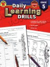 Daily Learning Drills, Grade 5 - Brighter Child, Vincent Douglas, Brighter Child