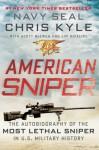American Sniper - Chris Kyle, Scott McEwen, Jim DeFelice