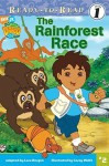 The Rainforest Race - Art Mawhinney