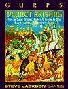 Gurps Planet Krishna: Swashbuckling Adventure in Space - James Cambias, Sean Barrett, Frank Kelly Freas, Terry Tidwell, Carol Scavella, Arthur Roberg, Dan Smith