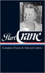 Complete Poems and Selected Letters - Hart Crane, Langdon Hammer