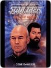 Into the Nebula (Star Trek: The Next Generation, #36) - Gene DeWeese