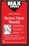Brave New World (MAXNotes Literature Guides) - Sharon Yunker, English Literature Study Guides