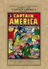 Marvel Masterworks: Golden Age Captain America, Vol. 3 - Joe Simon, Jack Kirby, Stan Lee, Al Avison, Syd Shores