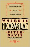 Where is Nicaragua - Peter Davis