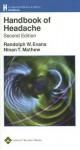 Handbook of Headache - Randolph W. Evans, Ninan T. Mathew
