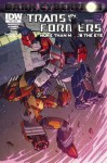Transformers: More Than Meets the Eye #23 - Dark Cybertron Part 2 - James Roberts, John Barber, James Raiz, Atilio Rojo, Livio Ramondelli, Casey W. Coller